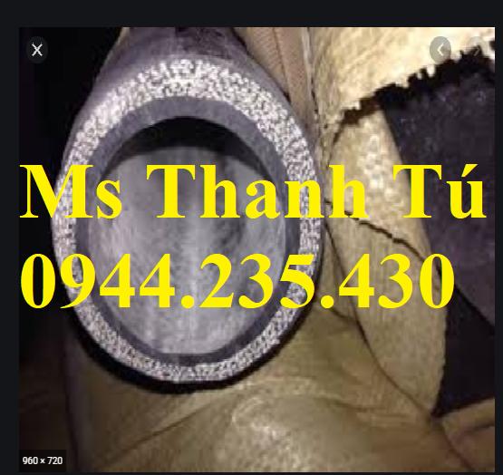 ống cao su bố vải, ống cao su công danh hùng mạnh, ống cao su dẫn xăng dầu