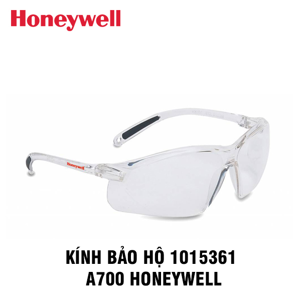 Bảo vệ mắt với kính bảo hộ Honeywell A700
