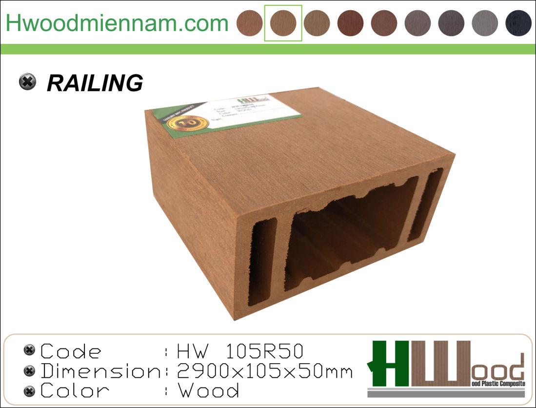 lam gỗ nhựa hwood HW105R50