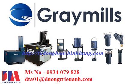 Bộ lọc điều hòa chất lỏng Graymills FM Series