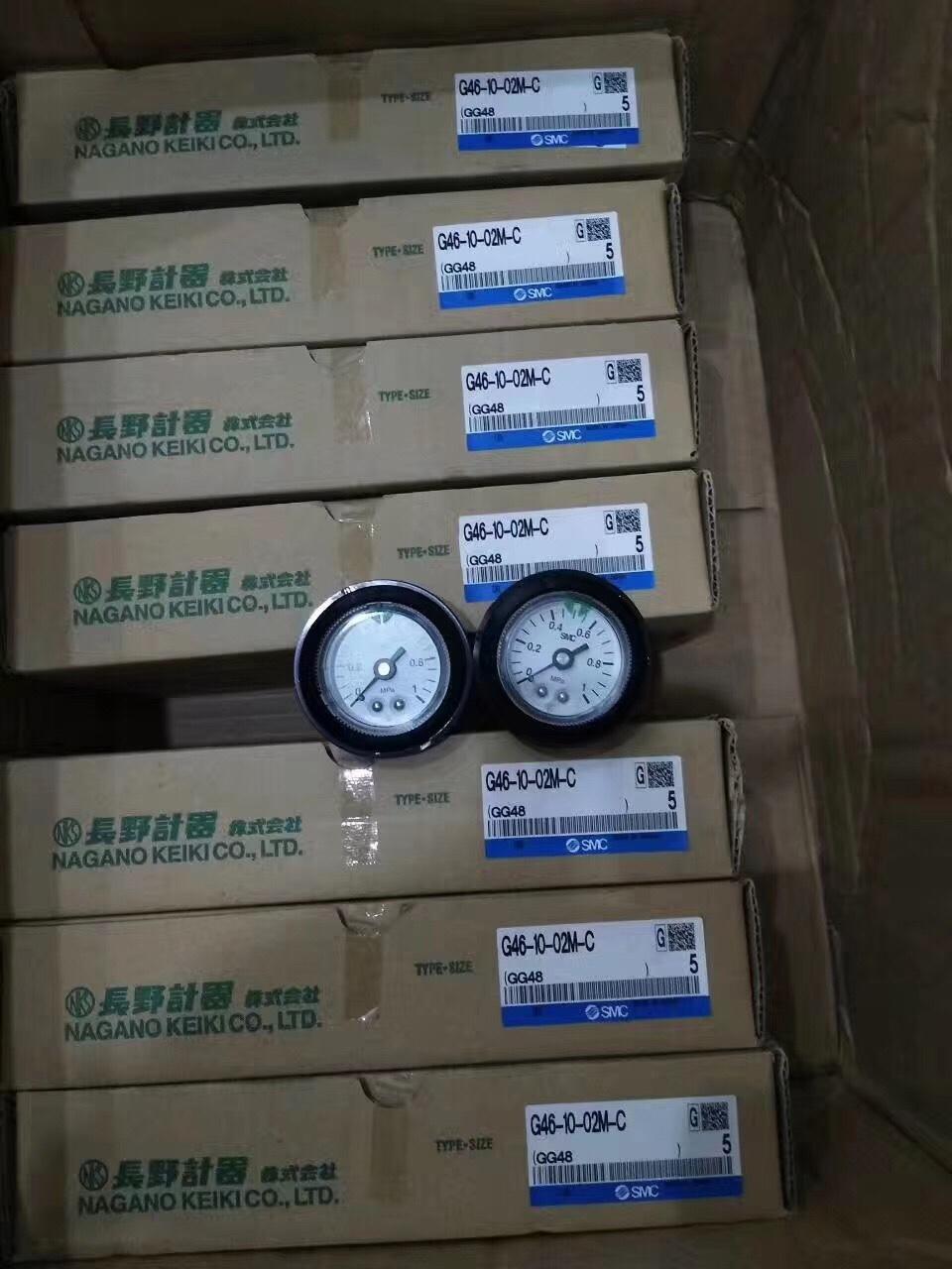 Đồng hồ SMC G46-10-02M-C