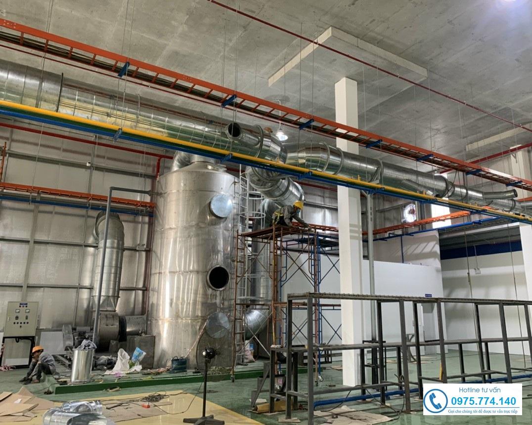 Đơn vị thi công và lắp đặt hệ thống hút bụi công nghiệp