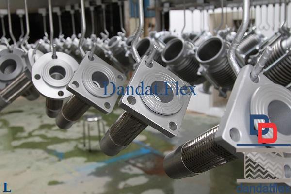 Chuyên sản xuất khớp nối mềm đạt tiêu chuẩn hàng việt nam chất lượng cao