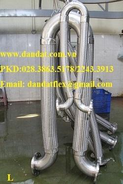 Đăng bán giá tốt: Khớp nối chống rung, ống chống rung, ống giảm chấn inox
