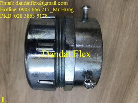 Đầu nối ống thép luồn dây điện DGJ