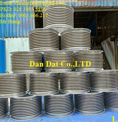 Khớp nối mềm cho máy phát điện DN540x400