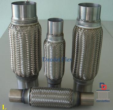 Ống bô inox, ống xả máy phát điện, ống bô xả inox 304, bô chống rung inox