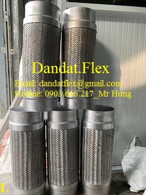 Ống mềm inox 2 đầu chờ - model B-555