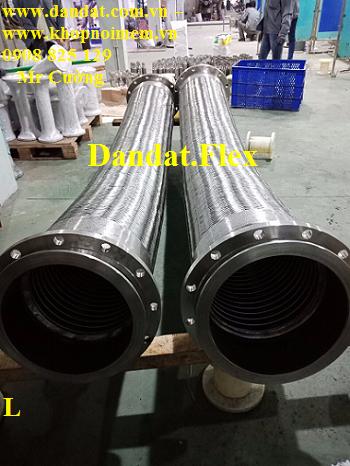 Ống mềm inox - Model FL-100