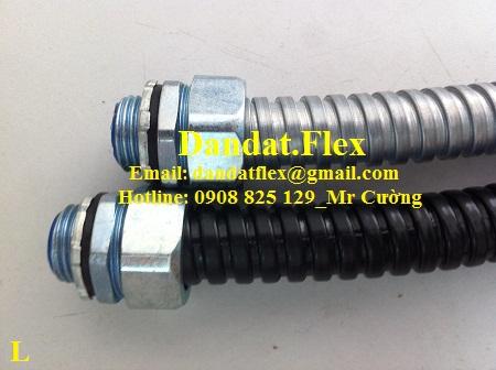 Ống thép mềm luồn dây điện (bọc nhựa, không bọc nhựa, bọc lưới)