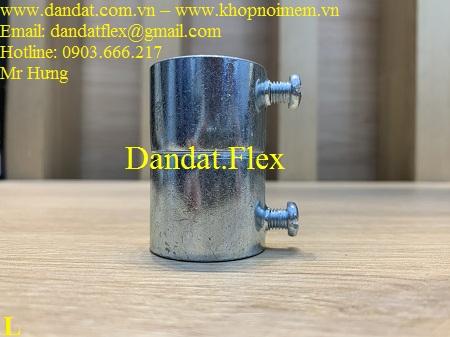 Phụ kiện ống luồn dây điện và ống ruột gà inox EMTCT, EMTCL
