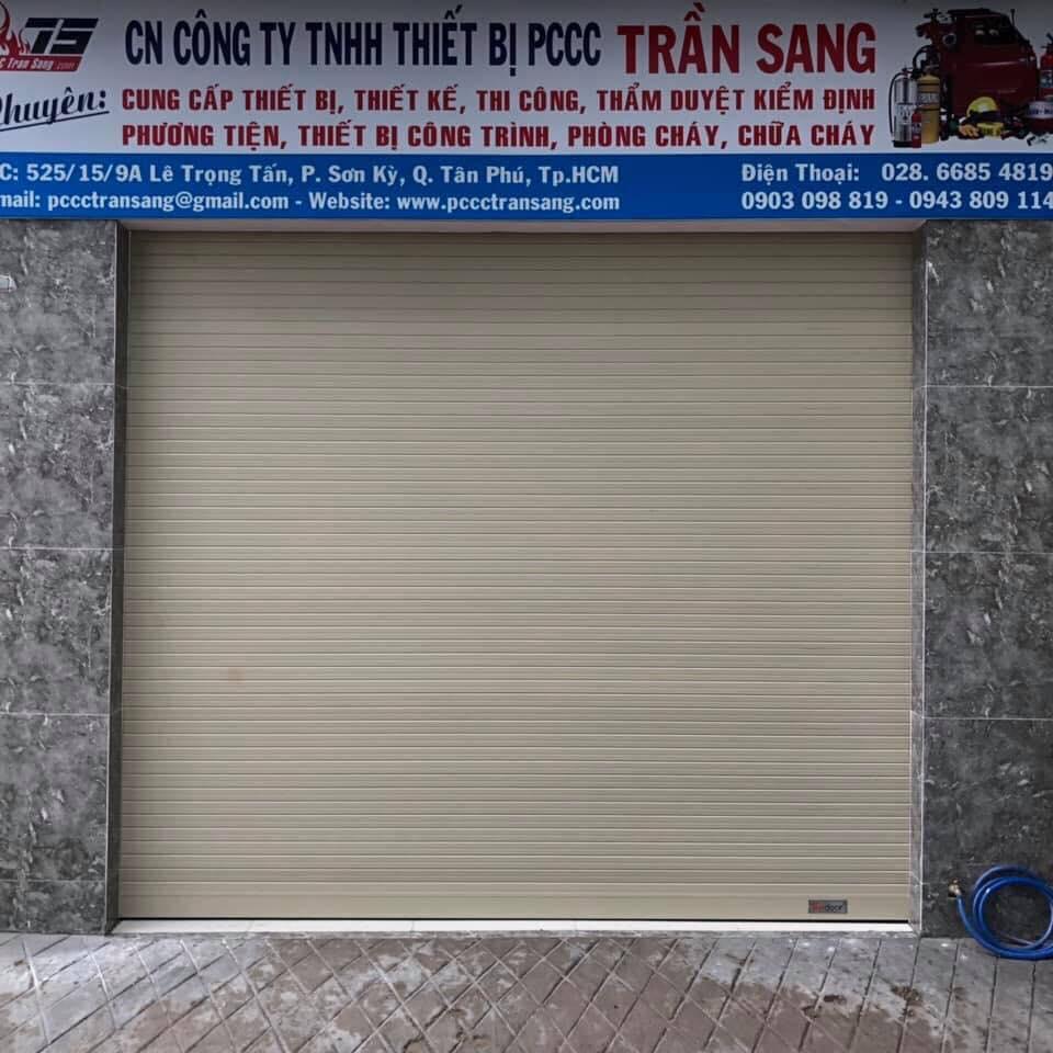CN CÔNG TY TNHH THIẾT BỊ PCCC TRẦN SANG