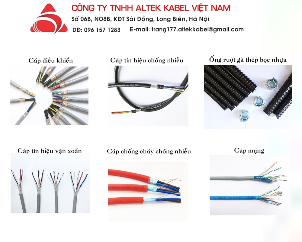 Công Ty TNHH Altek Kabel Việt Nam