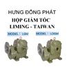 HỘP GIẢM TỐC LIMING - TAI WAN - LGM, LOGM  ( CUNG CẤP CO & CQ ) hung dong phat