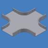 Hoàng Bảo máng cáp ngã tư Loại 2