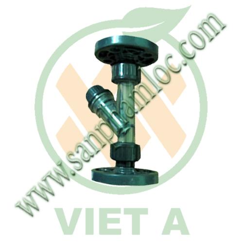 Y-strainer PVC