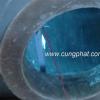 bọc bên trong bồn thép khuấy trộn hóa chất composite frp