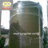 thùng xoắn chứa thực phẩm composite frp