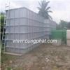 Bồn composite frp nước thải