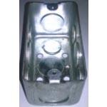 Hộp sắt chữ nhật/ Handy steel box 100x50x54x1.12t