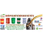 Chuyên phân phối dầu nhớt mỡ nhờn cho thiết bị công nghiệp