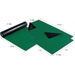 Cuộn thảm cao su, cao su tinh điện, cao si lưu hóa, esd rubber mat