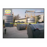 hệ thống bồn chứa composite