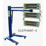 Thiết bị sấy sơn bằng hồng ngoại sóng ngắn SUKYOUNG ELEPHANT 3S