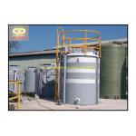 Bồn composite chứa hóa chất naoh 48%