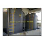 Bồn chứa hóa chất HCL-composite frp