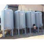 Composite FRP Tank saue food