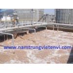 Tư vấn, thiết kế, thi công công trình xử lý nước thải.