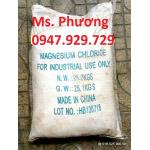Magnesium Chloride (Magie Clorua) – MgCl2