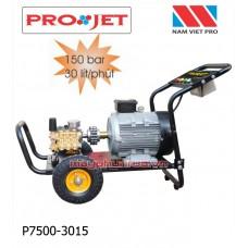 Máy phun rửa cao áp Projet P7500 - 3015