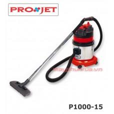 Máy hút bụi khô ướt Projet P1000-15