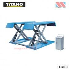 Cầu nâng ô tô kiểu xếp, 1000m - TL3000