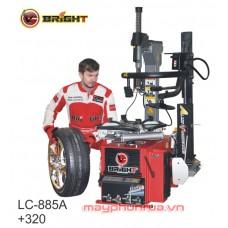 Máy tháo vỏ xe con Bright LC-885A+320