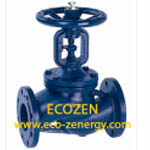 Van cầu bellow seal ty nổi - Bellows sealed stop valves - Outside screw PN16 / PN25