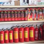 Sạc bình chữa cháy bột BC, ABC, khí Co2