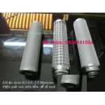 Lõi lọc dầu inox (SS304-316), Lõi lọc hóa chất, Lõi lọc tinh 100% inox