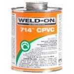 keo dán ống CPVC đặc chủng Weld-on 714