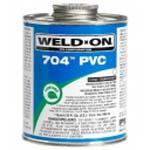 keo dán ống PVC đặc chủng Weld-on 704