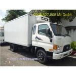 Xe tải Hyundai HD72 - 3Tan5 thùng lửng Đô Thành lắp ráp