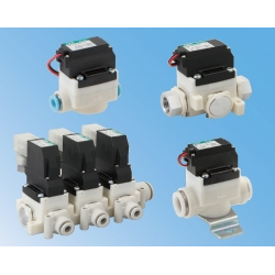 CKD - 2Port Pilot Operated Solenoid for Compressed Air Compact Air Blow Valve
