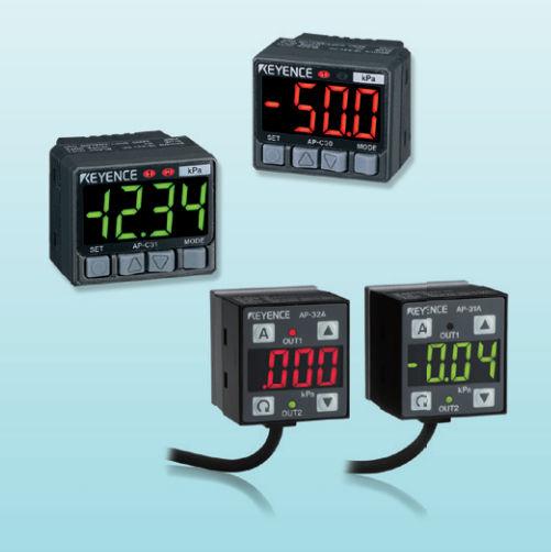 Daikin - Pressure Sensors