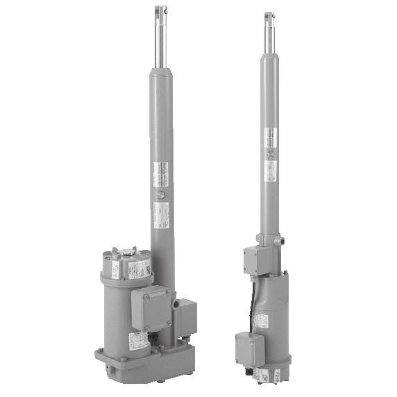 Tsubaki - Power Cylinder G Series