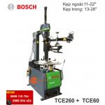 Máy ra vào vỏ xe ô tô BOSCH TCE-260 - Máy mở vỏ xe hơi của Đức
