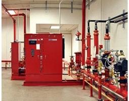 Công trình pccc tại khu công nghiệp