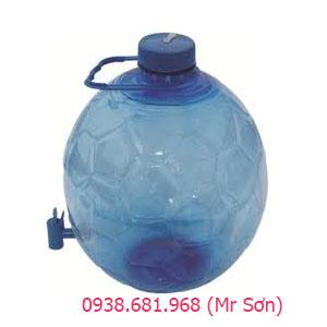 Bình nước dạng tròn | Bình nước nhựa | Gia công khuôn bình nước | Gia công khuôn nhựa giá rẻ