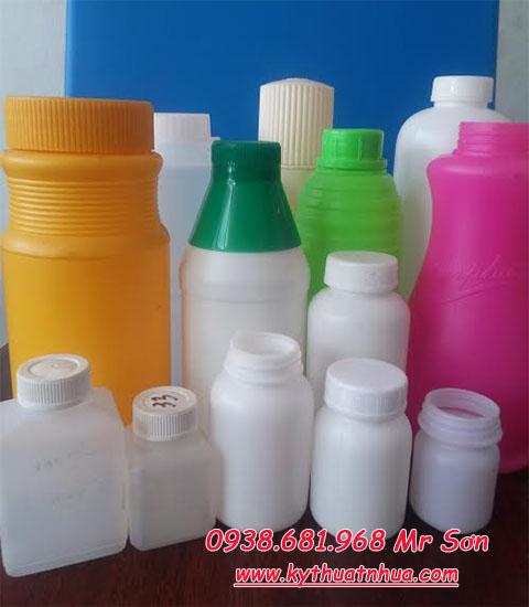 Sản xuất nhựa thổi theo yêu cầu | Gia công nhựa thổi Hightech| sản xuất khuôn nhựa thổi | Gia công nhựa Hightech